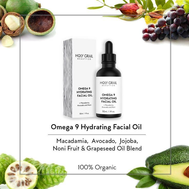 Face Oil Blend - Grape Seed Oil, Jojoba Oil and Macadamia Oil for Dry Skin, Body, Hair  #hairupdos