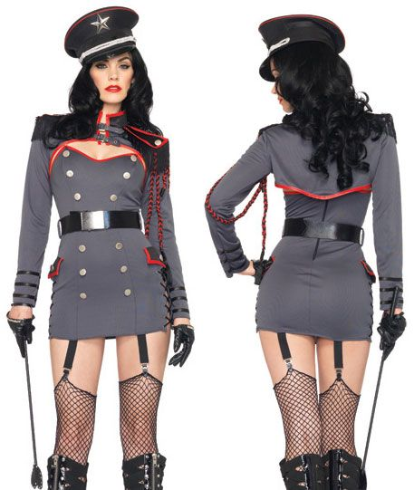 Costume Hire Perth CBD Military Officer Fancy Dress | Hurly Burly