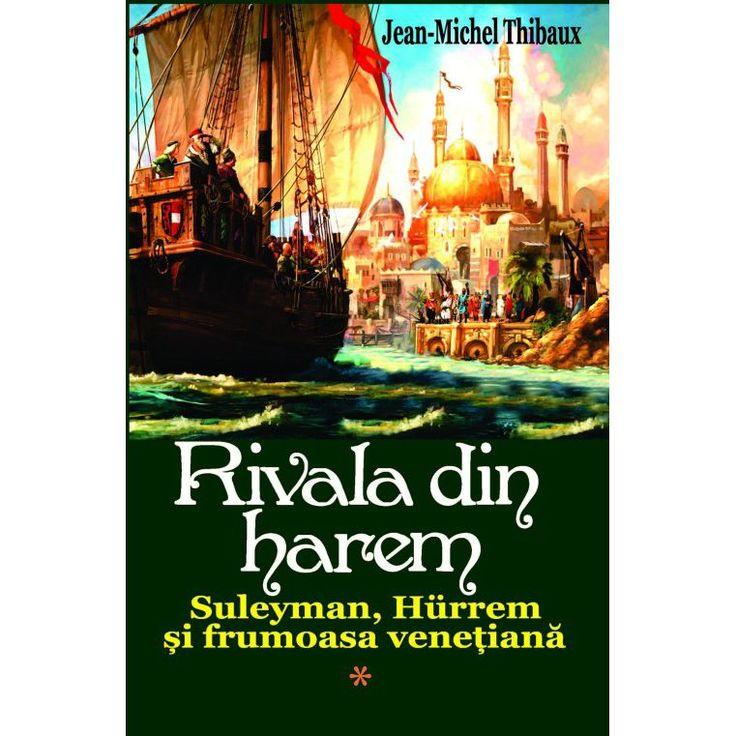 Rivala din Harem vol 1 - Jean-Michel Thibaux