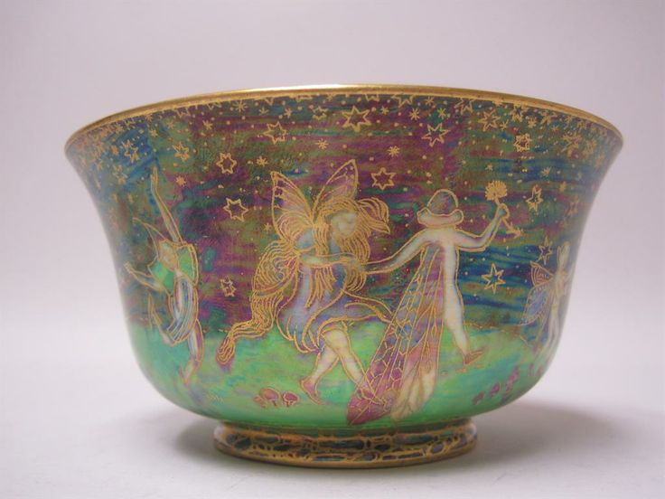 17 Best Images About Wedgwood Fairyland Lustre On