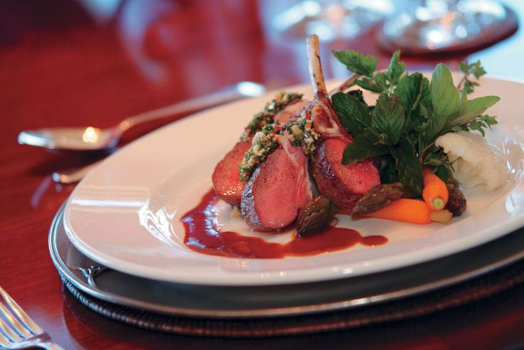 Succulent and tender, roast lamb is a kiwi favourite. New Zealand lamb is held in high esteem throughout the world and is one of the country's top export meats.