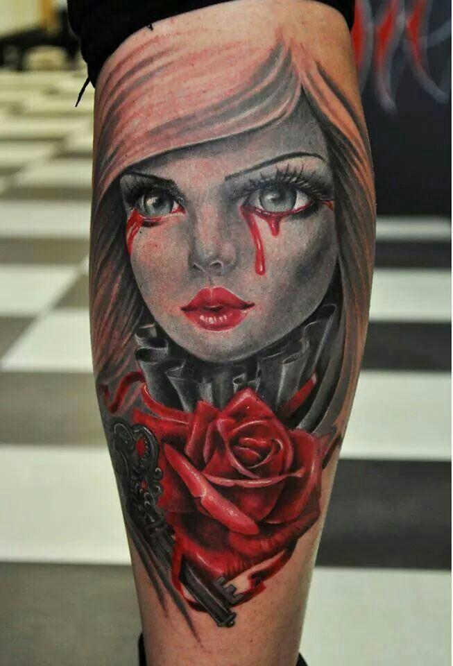 tattoo by natasha nikitchenko tattoos pinterest natasha o 39 keeffe and tattoos and body art. Black Bedroom Furniture Sets. Home Design Ideas
