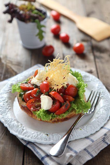 Boconcini El Pomodore #bakerzin #bakerzinjkt #salad