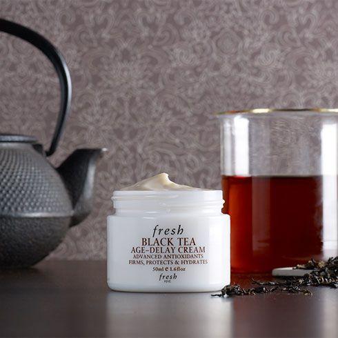 Fresh - Anti-Aging & Texturizing Skincare - Fresh Black Tea Age-Delay Cream