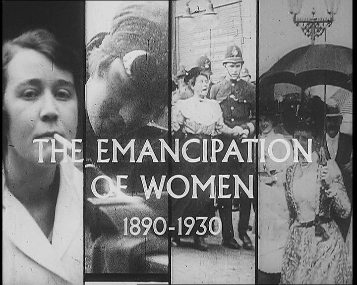 The emancipation of women