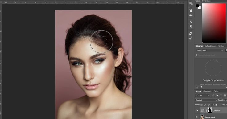 Easily Colorize Your Neutral Background in Photoshop   Digital Trends