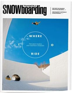 Transworld Snowboarding Magazine - Snowboarding news, videos, photos, gear, and resorts