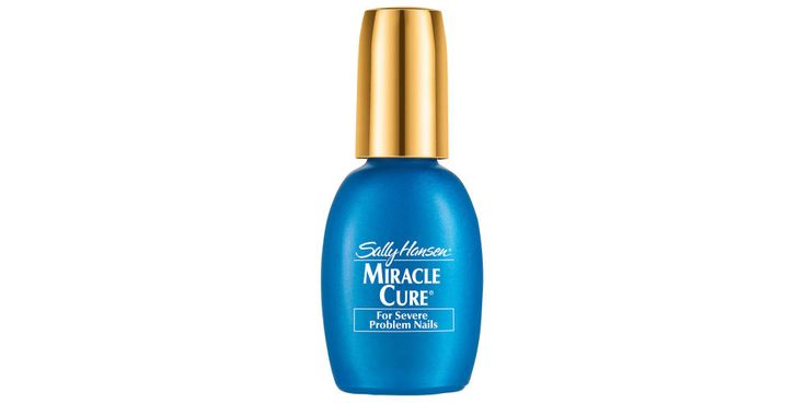 The Best Drugstore Products You're Not Using  Miracle Cure for Severe Problem Nails, SALLY HANSEN