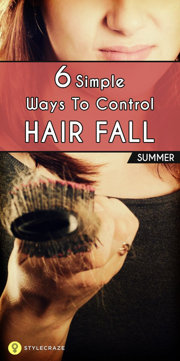 Control Hair Fall In Summer: Struggling with hair fall this summer? Tired of trying out anything and everything but nothing seems to work out? Don't worry, here, we share some good old natural remedies to help reduce hair fall that are sure to help!