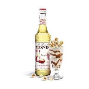Le sirop Monin au popcorn est dans les Envies de Kiss My Chef... Découvrez tous les autres coups de coeur sur kissmychef.com