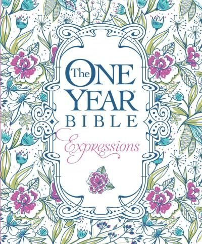 The One Year Bible Expressions: New Living Translation