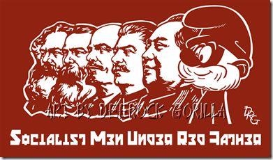 Σύμφωνα με έρευνα, που παρουσίασε η Νάντια Μπουλέ στην πρωινή της εκπομπή, τα γνωστά αγαπημένα μπλε πλασματάκια ζουν σε μια κοινωνία που τη διέπουν αρχές του κομμουνισμού!