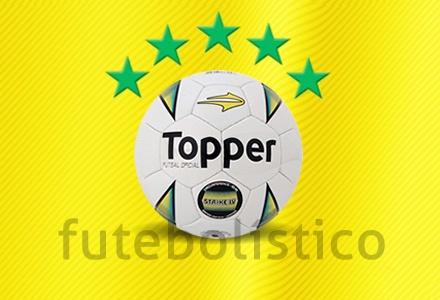 #sorteio Quer ganhar uma Bola Topper Strike 4 Futsal?  Acesse o link e participe: http://yesganhei.com/sorteios/11557