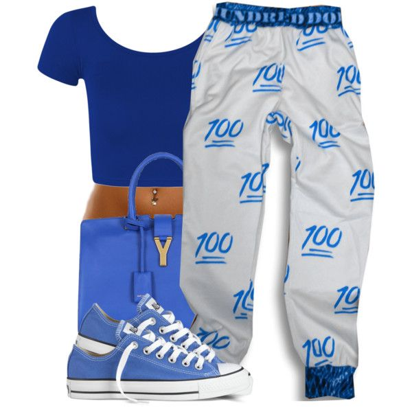 I would wear something like this