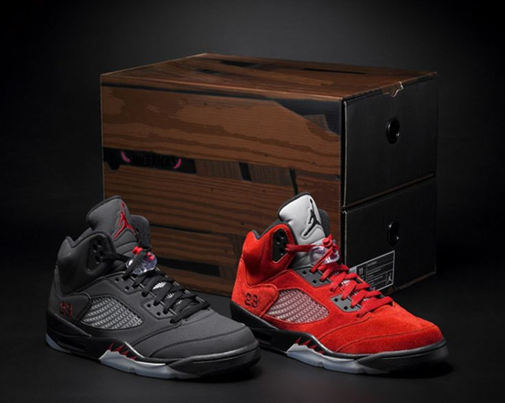 Buy Cheap Online Nike Air Jordan 5 Retro Suede Raging Bull Pack