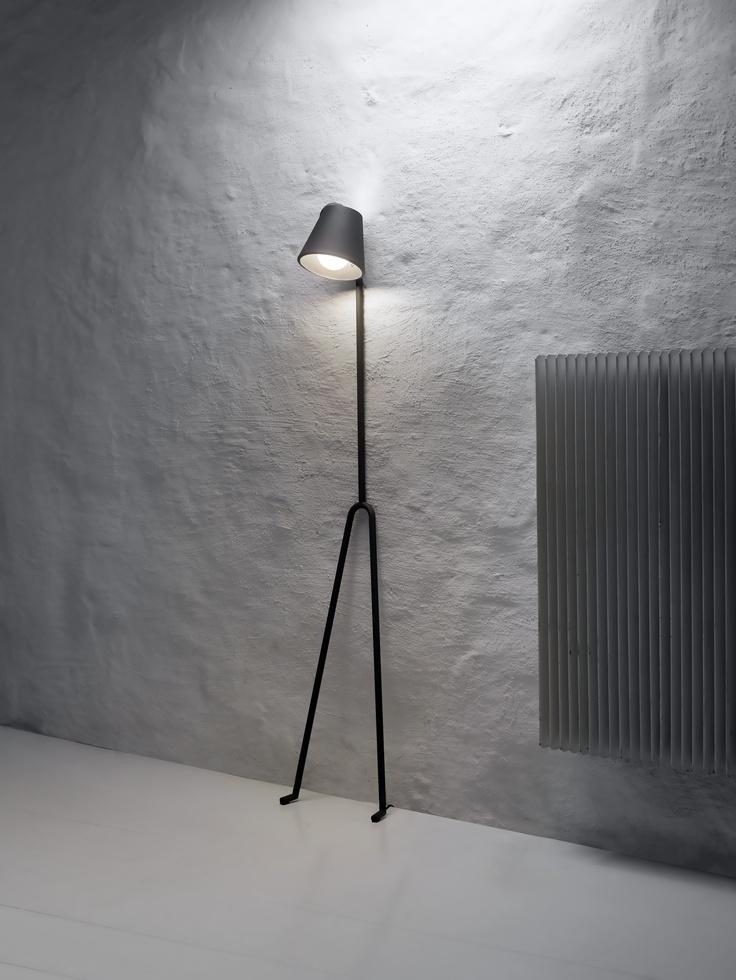 Mañana lamp by design house stockholm beautifully lighted rough walltoo
