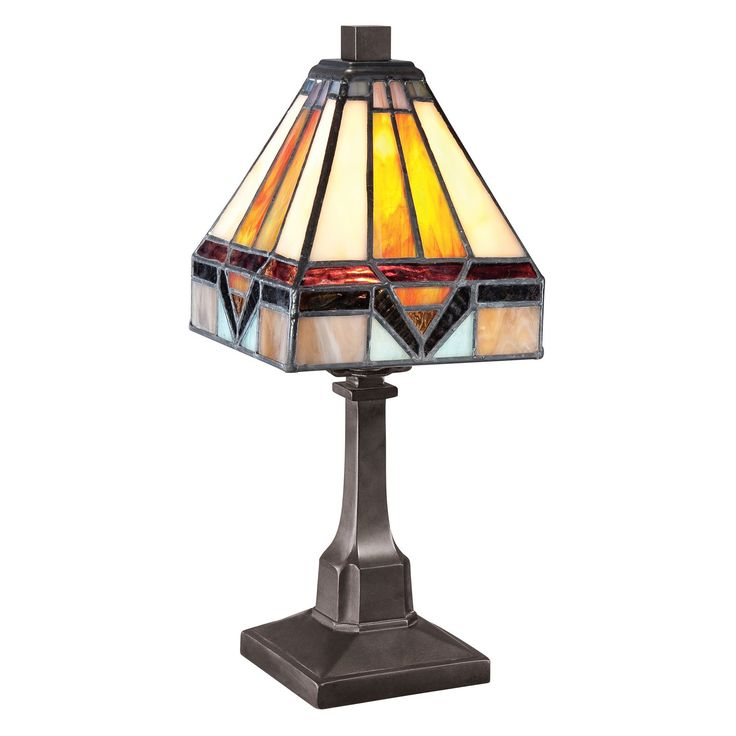 Quoizel tf1021tvb tiffany table lamp vintage bronze www hayneedle com