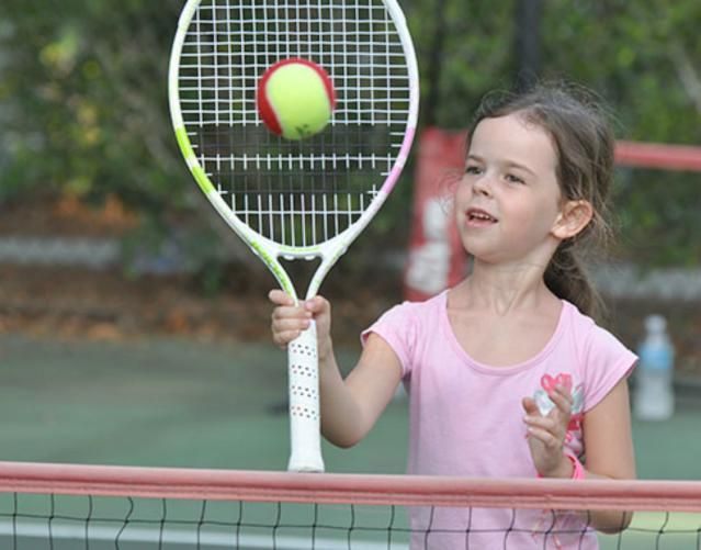 10 Fun Things to Do on Hilton Head Island with Kids: Send the kids to an amazing tennis camp. @palmettodunes @family_travel