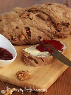 Walnussbrot – Walnut Bread