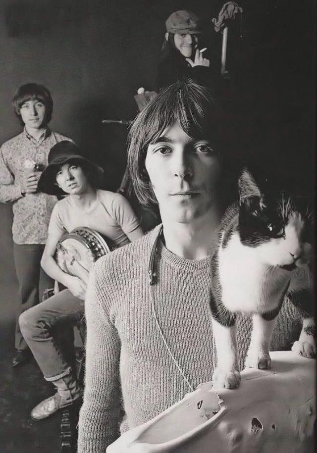 Small Faces, circa 1968.