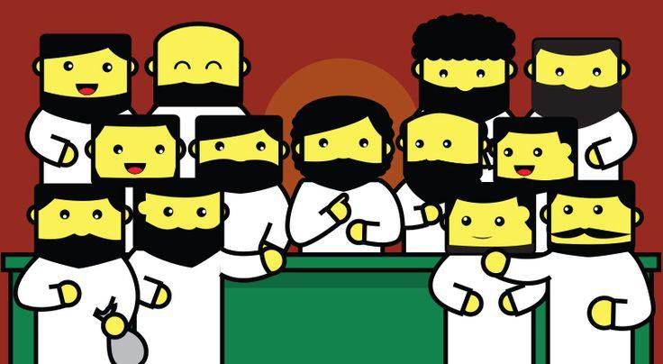 Lección 6: Los Ayudantes Especiales de Jesús