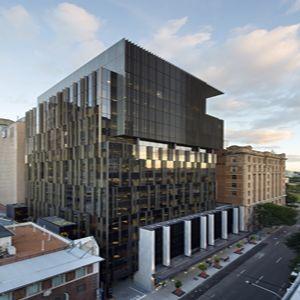 Brisbane's newest tower an elegant fit