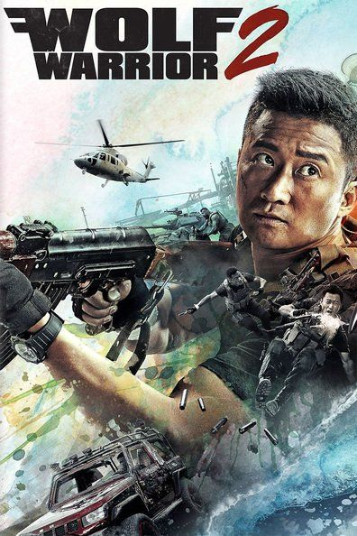 Nonton Wolf Warrior 2 Sub Indo Cinema 21 Streaming