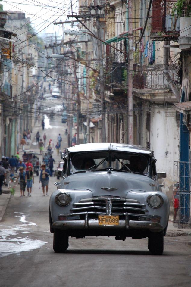 Just a street in Havana                                                                                                                                                     More