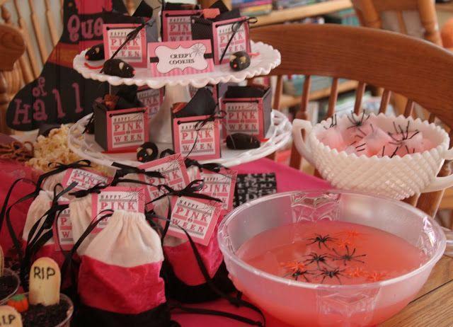 karas party ideas halloween birthday party ideas planning - Halloween Birthday Party