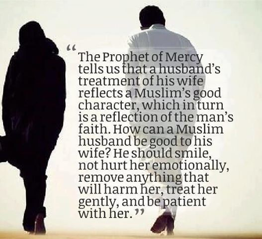 Best Islamic Quotes About Fiance: The Muslim Husband