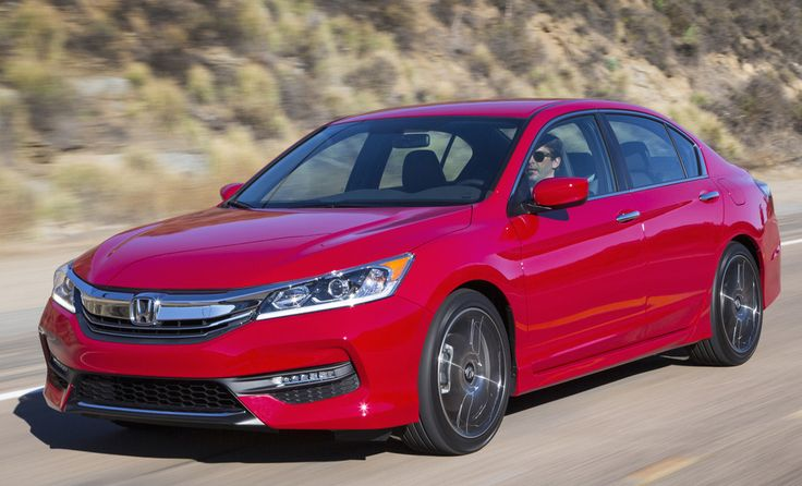 2016 / 2017 Honda Accord for Sale in your area - CarGurus