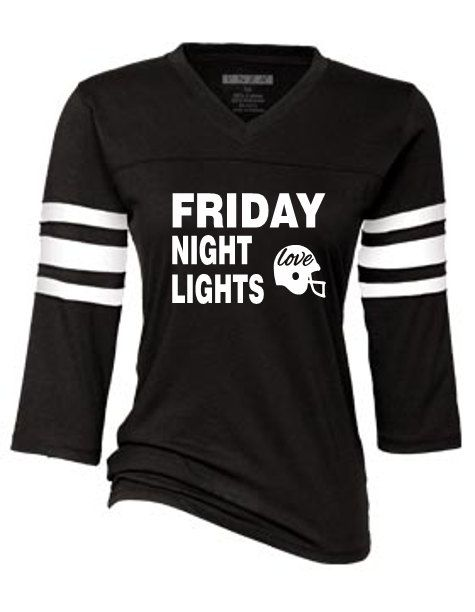 Friday Night Lights Football Shirt