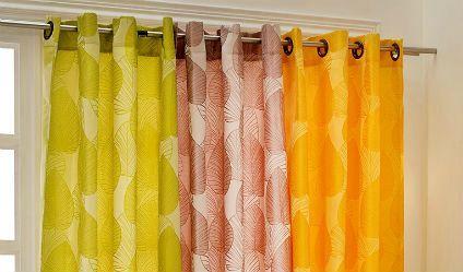Cortina Hogar Otoño. Visítanos en tuakiti.com #cortina #curtain #decoracion #homedecor #hogar #home #otoño #autumn #fall #tuakiti