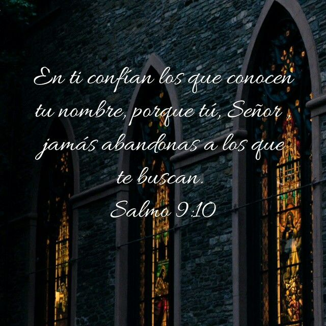 Salmo 9:10