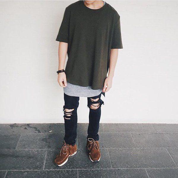 Men's Fashion Essentials 2016: Distressed Denim ...