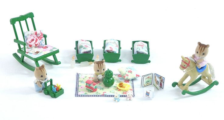 Best 25 nursery furniture sets ideas on pinterest baby for Sylvanian classic furniture set
