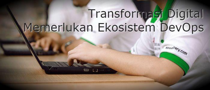 Kunci dari kesuksesan transformasi digital juga di tentukan dari kemampuan dalam melakukan pengujian untuk mendapatkan fitur baru yang lebih berkualitas. Hal itu membutuhkan infastruktur IT yang so…