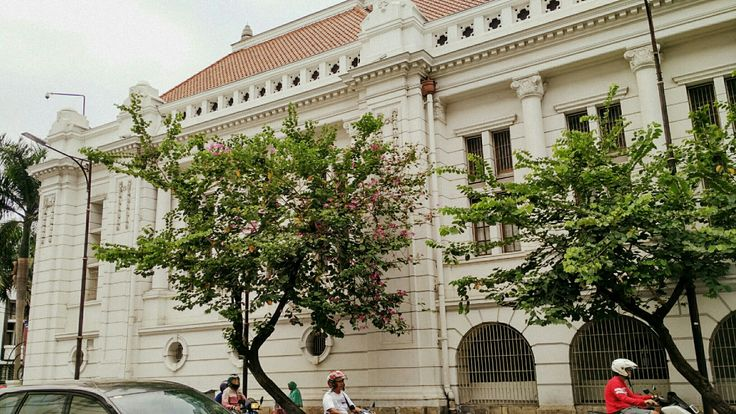 Oldtown city Jakarta