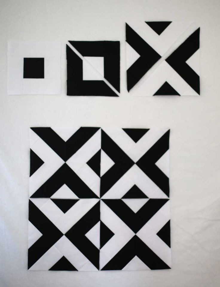 Tile Blocks Tutorial | Sew Mama Sew | Outstanding sewing, quilting, and needlework tutorials since 2005.