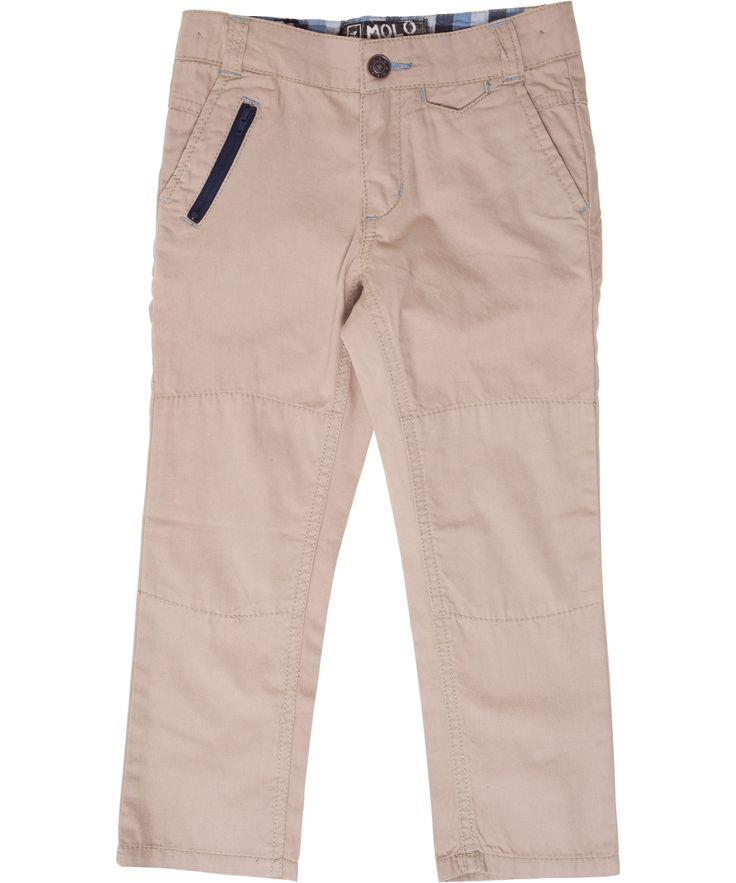 Molo trendy en tijdloze beige chino broek. molo.nl.emilea.be