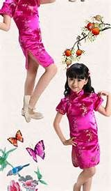 ... costume China clothes formal
