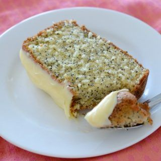 Thermomix Lemon and Poppy Seed Cake
