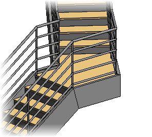 Best Revit Architecture Stair By Component Revit 400 x 300
