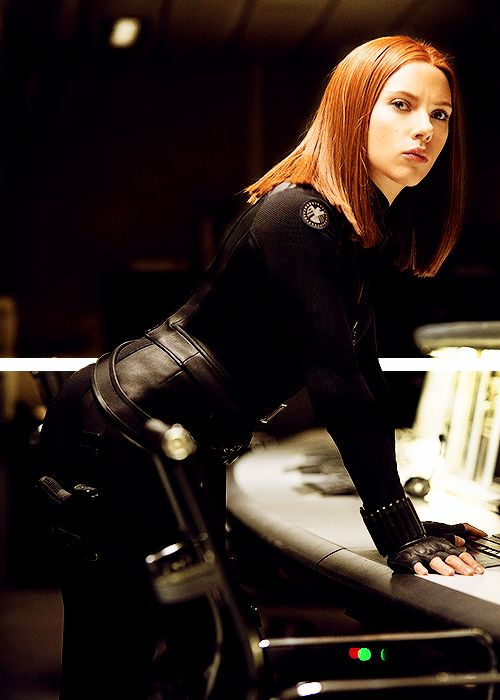 Natasha Romanoff / Black Widow - Scarlett Johansson -  Captain America, The Winter Soldier