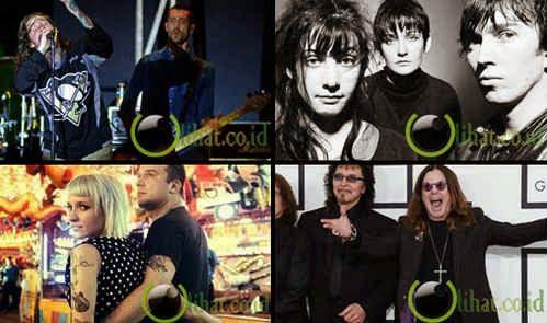 5 Grup Band yang Terinspirasi dari Film