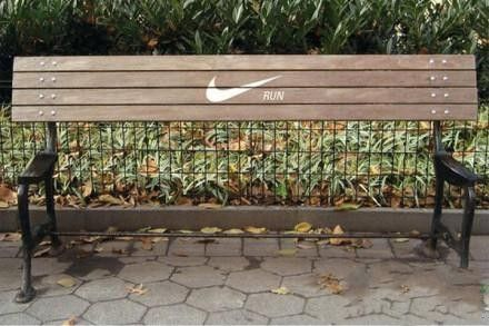 The Nike creative outdoor advertising! But I don't know where u sit on it!!:p