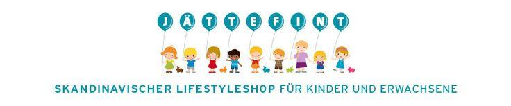 Skandinavischer Lifestyleshop für Kinder und Erwachsene - Jättefint Online-Shop