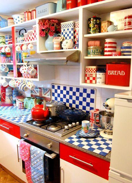 claves para una cocina retro blogs de lnea cocinas diseo de cocinas