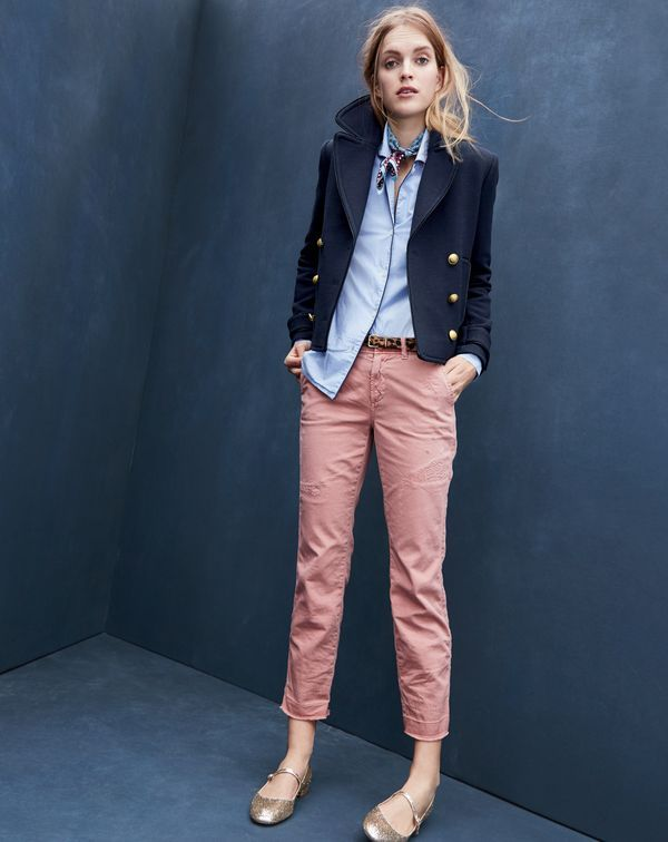Best 25 Chinos Women Ideas On Pinterest Chino Outfit