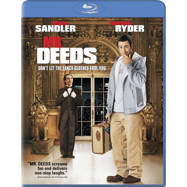 Sony Home Pictures Mr Deeds